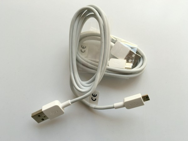 Micro USB data cable за Huawei Mate S
