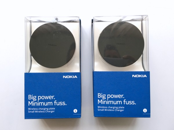 Wireless Charger Nokia DT-601 за Lumia 650