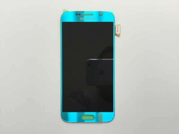 LCD Дисплей за Samsung Galaxy S6 G920F Blue topaz
