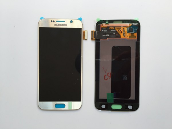 LCD Дисплей за Samsung Galaxy S6 G920F Gold